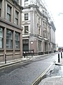 Junction of Coleman Street and King's Arms Yard - geograph.org.uk - 767164.jpg