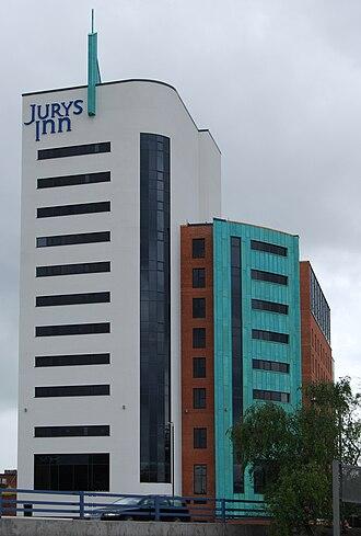 Jurys Inn - Jurys Inn, Derby