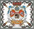 Königreich Sachsen Artillerie bis1890 Leibregiment Union Polen Sachsen Litauen.jpg
