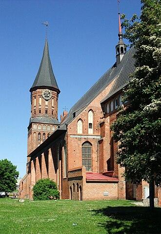 Heinrich Albert (composer) - Königsberg Cathedral