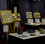 KSO Art Auction sells 121102-F-FL836-322.jpg