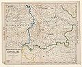 Kaart van Zuidwest-Duitsland Zuidwestelijk Duitschland (titel op object), RP-P-2018-1058.jpg