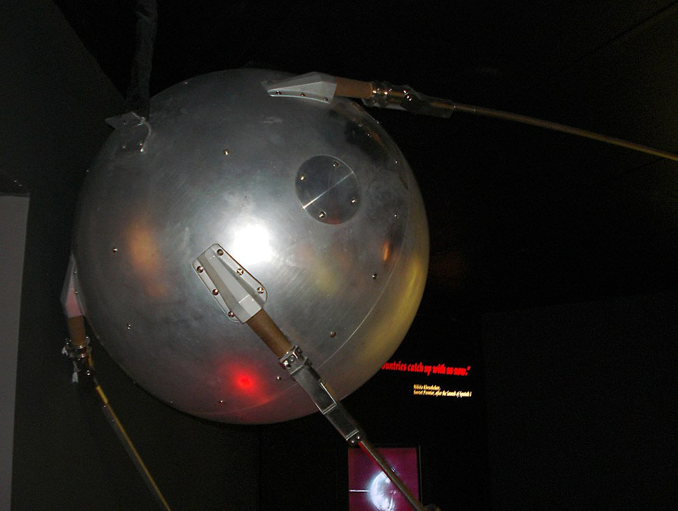 Kansas Cosmosphere Sputnik 1 2008.jpg