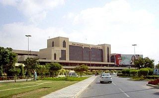 Jinnah International Airport International airport of Pakistan