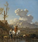 Karel Dujardin - Crossing the Brook.jpg
