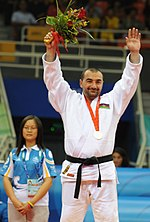 Karim Sardarov at the 2008 Summer Paralympics 2.jpg