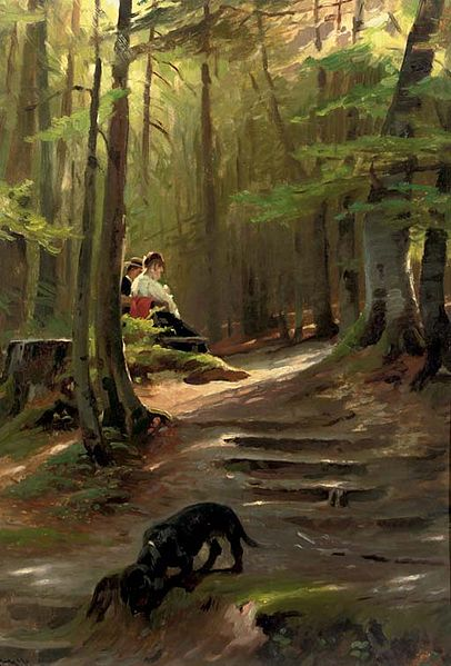 Raupp Ein Sonntag im Walde
