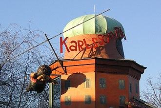 Karlsson Vom Dach Film
