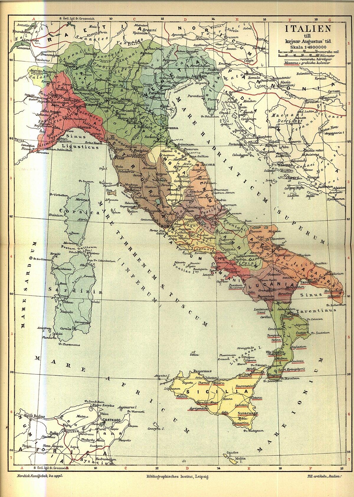 Roman Umbria Wikipedia