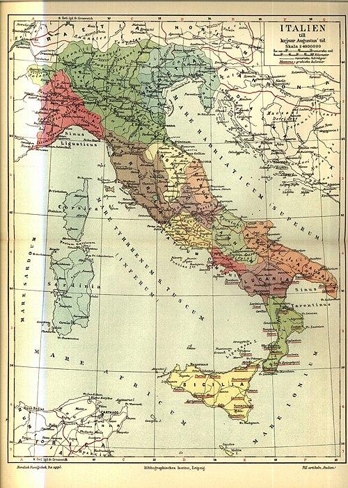 Italiens Historia Wikiwand