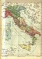 Karta över Italien till kejsar Augustus tid, Nordisk familjebok.jpg