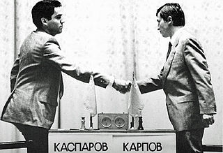 World Chess Championship 1985