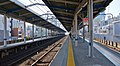 Keikyu Kawasaki Station platforms north end 20160116.JPG