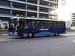 Keisei Transit Bus M522 Airport Limousine ex Good Neighbor Hotel Shuttle Selega R.jpg
