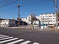 Keiseibus Shinonome Dept 2011.jpg