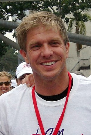 Kenny Johnson - Johnson in May 2007