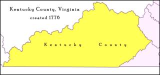 Kentucky County, Virginia