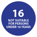 16 rating