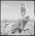 Kern County, California. Migrant youth in potato field - NARA - 532138.tif