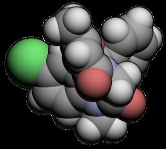 Ketazolam - Image: Ketazolam 3d