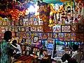 Khajuraho 13 - devotional stall (25991046207).jpg