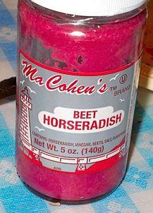 Horseradish Wikipedia
