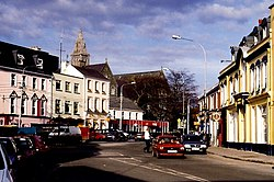 Killarney - College Street - NE view - geograph.org.uk - 1570404.jpg