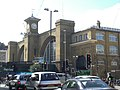 King's Cross Railway Station, Euston Road NW1 - geograph.org.uk - 1400808.jpg