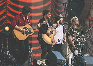 Kings of Leon American rock band