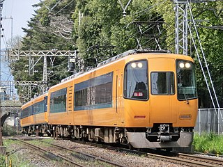 Kintetsu 16400 series Japanese train type
