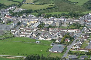 Kircubbin Village from the air - geograph.org.uk - 1442596.jpg