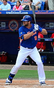 Kirk Nieuwenhuis on March 7, 2014.jpg
