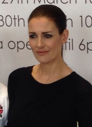 Kirsty Gallacher - Image: Kirsty Gallacher 2014 (cropped)