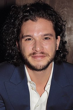 Kit Harington 2014.