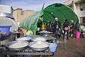 Kitchens in Iran آشپزخانه ها و ایستگاه های صلواتی در شهر مهران در ایام اربعین 123.jpg