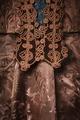 Klänningsliv, detalj. Foto till boken: Ett sekel av dräkt och mode ur de Hallwylska samlingarna - Hallwylska museet - 90112.tif