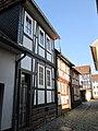 Kleine Fachwerkhäuser in der Bäckergasse - Eschwege - panoramio.jpg