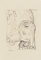 Klimt -Die Squinx, Liebespaar mit Kind, Figur am unteren Rand.jpeg