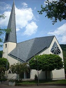 Klingenberg Evangelische Kirche