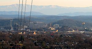 knoxville tennessee wikipedia