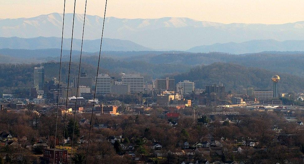 Knoxville-from-sharps-ridge-tn2