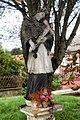 Kocsola, Nepomuki Szent János-szobor 2020 03.jpg