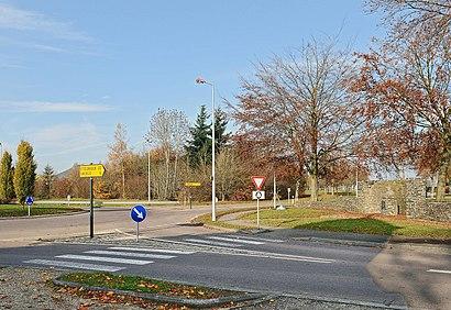 Como chegar a Koetschette através de transportes públicos - Acerca do local