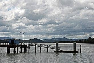 Kohukohu, New Zealand - Kohukohu Wharf