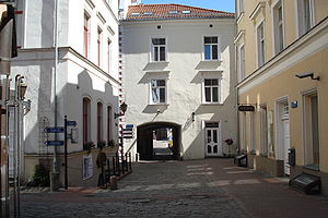 Convent Yard, Riga - Convent Yard