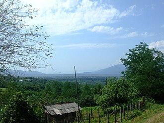 Kolkheti National Park - Landscape in Zugdidi District