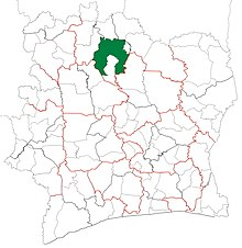 Korhogo Department locator map Côte d'Ivoire.jpg
