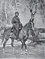 Kossak Marszałek Józef Piłsudski na Kasztance 1933.jpg