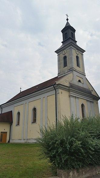 Poľov - Church of St Michael the Archangel