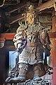 Koumokuten, celui qui voit tout (Todaiji, Nara) (28073825717).jpg